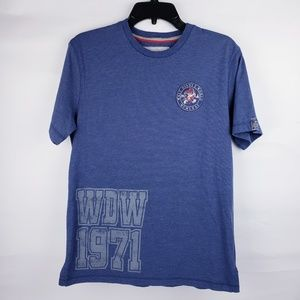 Disney parks Mickey mouse shirt 1971 theme